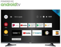 MarQ by Flipkart 108 cm (43) Full HD LED Smart Android TV with Ultra Thin Bezel 43SAFHD