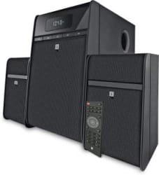 iBall Tarang Classic 40 W Bluetooth Home Theatre Black, 2.1 Channel