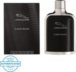 Jaguar Classic Black Eau de Toilette - 100 ml For Men