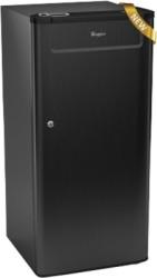 Whirlpool 190 L Direct Cool Single Door 2 Star Refrigerator Black Titanium, 205 GENIUS CLS PLUS 4S