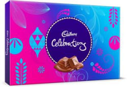 Cadbury Celebrations Assorted Chocolate Bars, Crackles(197.1 g)