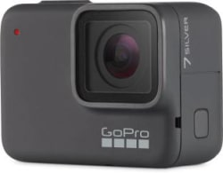 GoPro Hero7 Sports and Action Camera Silver, 10 MP