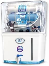 Kent Ace Plus 8 L RO + UV + UF + TDS Water Purifier White