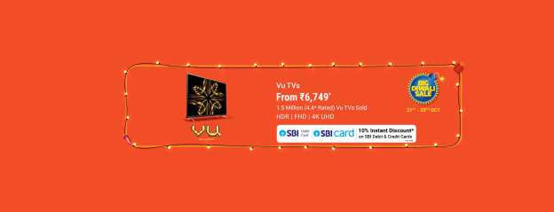 Best Offers on Vu TVs - Buy Best Offers on Vu TVs Online at Low Prices In India