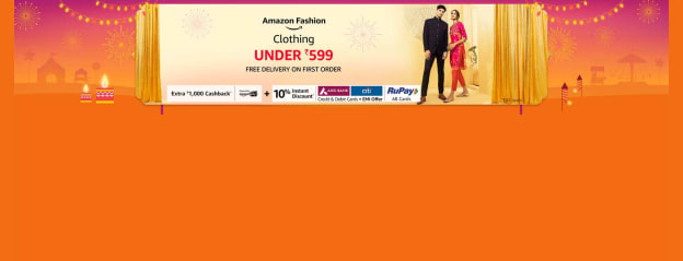 Pocket-friendly clothing under 599: Clothing & Accessories