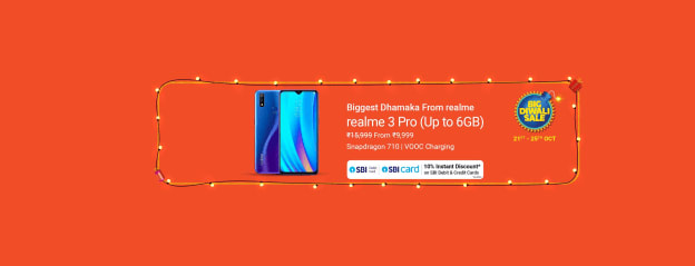 Realme 3 Pro - Buy Realme 3 Pro Online at Low Prices In India