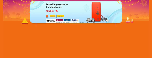 Mobile Accessories starting at ₹69