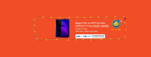 Oppo F11 Pro - Buy Oppo F11 Pro Online at Low Prices In India