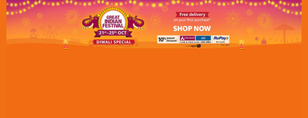 Amazon.in Great Indian Festival 2019