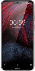Nokia 6.1 Plus (Black, 64 GB) 4 GB RAM