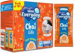 Nestle Everyday Chai Life Desi Masala Instant Tea Box(160 g)