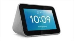 Lenovo Smart Clock (with Google Assistant) Grey