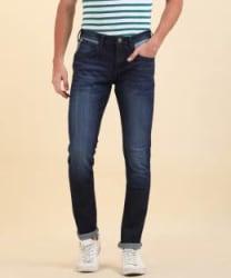 Wrangler 20X Skinny Men Blue Jeans