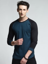 Trends Tower 100 Percent Cotton Multi Solids T-Shirt - Buy Trends Tower 100 Percent Cotton Multi Solids T-Shirt Online at Low Price - Snapdeal.com