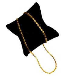 Traditional Gold Hart chain for Men& Women: Buy Traditional Gold Hart chain for Men& Women Online in India on Snapdeal