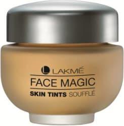 Lakme Face Magic Souffle Foundation(Natural Marble, 30 ml)