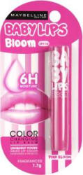 MAYBELLINE NEW YORK Baby Lips Bloom Color Changing Lip Balm Pink Blossom Pack of: 1, 1.7 g