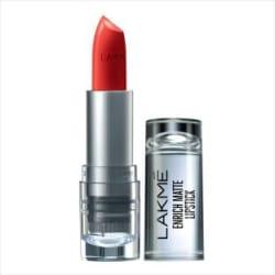 Lakme Enrich Matte Lipstick Shade RM14, 4.7 g