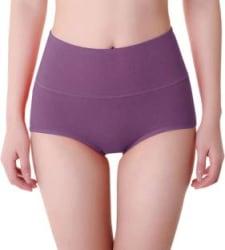 Kaidox Women Maternity Purple Panty Pack of 1