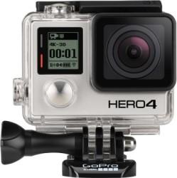 GoPro Hero4-CHDHX-401 Sports & Action Camera Black