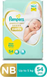 Pampers Premium Care Pants - XS 54 Pieces