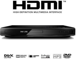 Philips DVP2880/94 DVD Player Black