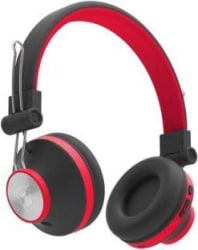 Ant Audio Treble- H82 Bluetooth Headset Red, Wireless over the head