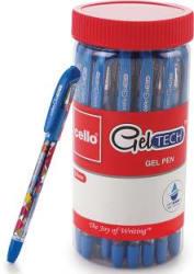 Cello Geltech Gel Pen Jar Gel Pen Pack of 25