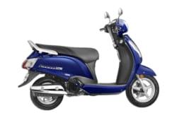 Suzuki Access 125 (Drum) CBS BS-IV (Ex-Showroom Price)