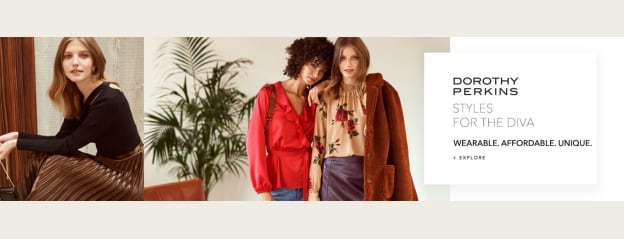 Dorothy Perkins - Buy Dorothy Perkins collection for women online - Myntra