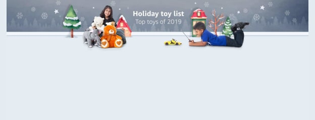 Holiday Toy List: Toys & Games