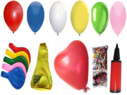 Desi Birthday Ballons Kit Set of 107