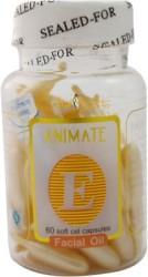 Forteens 60 Vitamin E Facial (Yellow) Capsules Oil (60 g)