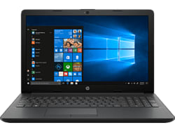 HP Notebook - 15-da0296tu