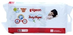 Pigeon Baby Diapers (09181) - S 46 Pieces
