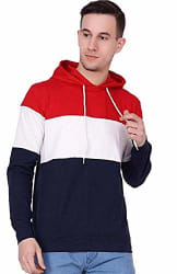 STYLE SHELL Men s Cotton Hooded Full Sleeve T-Shirt