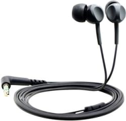 Sennheiser CX213 Wired Headset without Mic(Black, Wired in the ear)