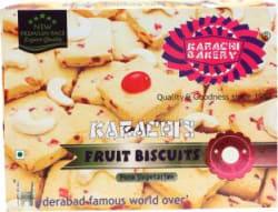 KARACHI BAKERY Fruit Biscuits 400 g