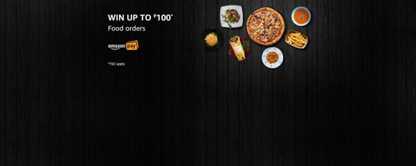 Amazon Pay Food Offers- Pay on Faasos, Freshmenu, Box8 to order food online using Amazon Pay.