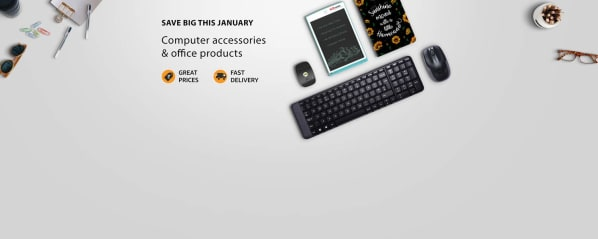 Laptop, accessories & more_Save big this november: Computers & Accessories