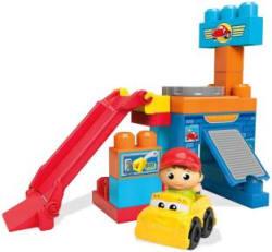 Mega Blocks First Builders Mechanic Shop (Garage) Multicolor