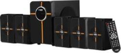 Altec Lansing AL-3002C 55 W Bluetooth Home Theatre Black, Grey, Orange, 5.1 Channel