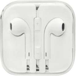 Parbati enterprise High Quality Earphone Wired Headset White, Wired in the ear