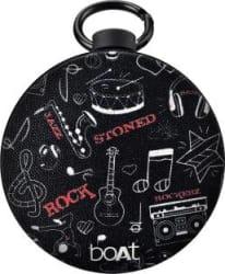 boAt stone 260 4 W Portable Bluetooth Speaker(Charcoal Black, Mono Channel)