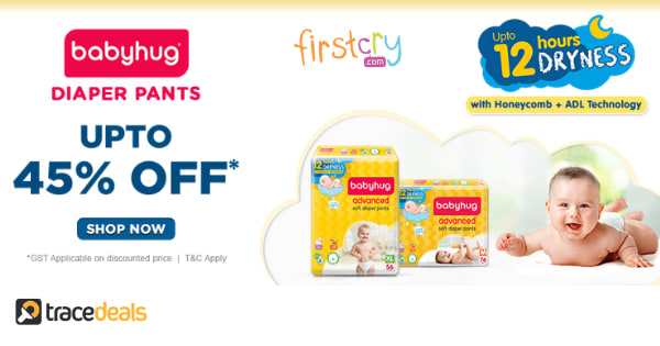 Up to 50% off on Diaper Combos