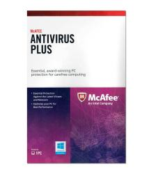 McAfee Antivirus (1 PC / 1 Year) - Delivered via Email