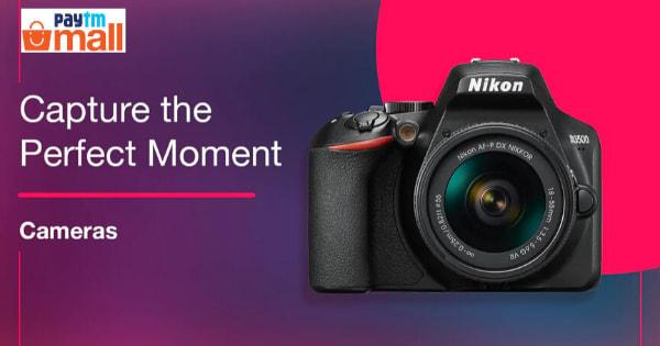 Get 30% off on Camera & Accessories   Flat 5% Cashback on Paytm Cash