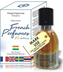 PARAG FRAGRANCES Mark Use 35ml French Perfumes For Indians ( A Alternative Perfume of Costly Branded Perfumes ) Best Branded Perfume For Man & Woman / Long Lasting Perfumes Eau de Parfum - 35 ml For Men & Women