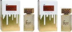 HP Brand Gold Perfume 100ML Each (Pack of 2) Perfume - 200 ml For Men & Women
