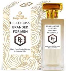 Parag Fragrances Hello Boss Branded For Men Perfume 50ml Perfume - 50 ml For Men & Women